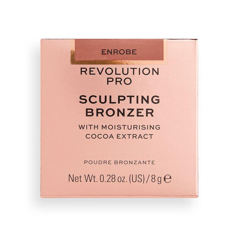 Revolution Pro Sculpting Medium-Dark Bronzer Enrobe