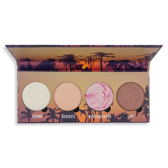 Makeup Obsession Committed Highlight Palette