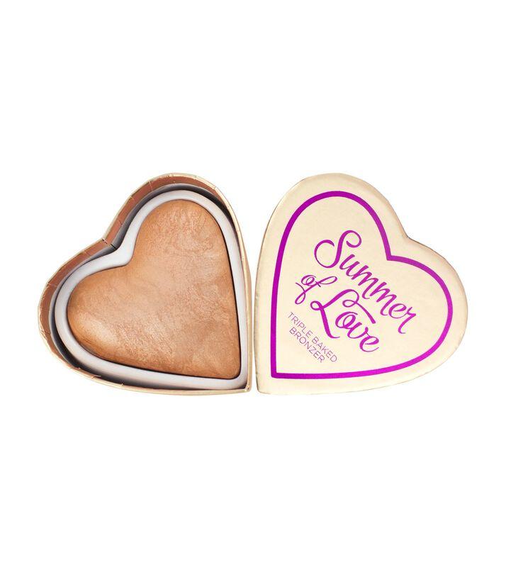 Bronzing Hearts Hot Summer of Love V5