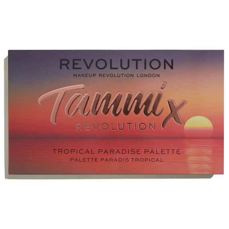 x Tammi Tropical Paradise Palette