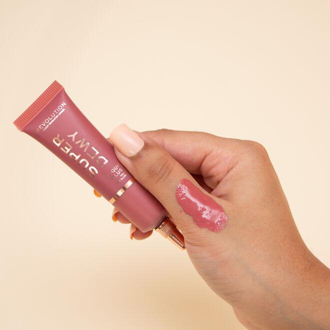 Makeup Revolution Superdewy Liquid Blush You Got Me Blushing