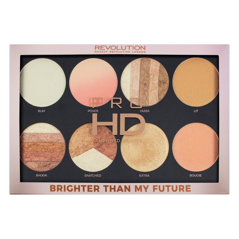 HD Highlighter Palette Brighter Than My Future