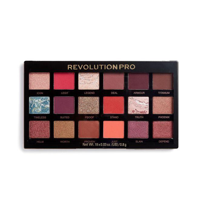 Revolution Pro Regeneration Eyeshadow Palette Legendary