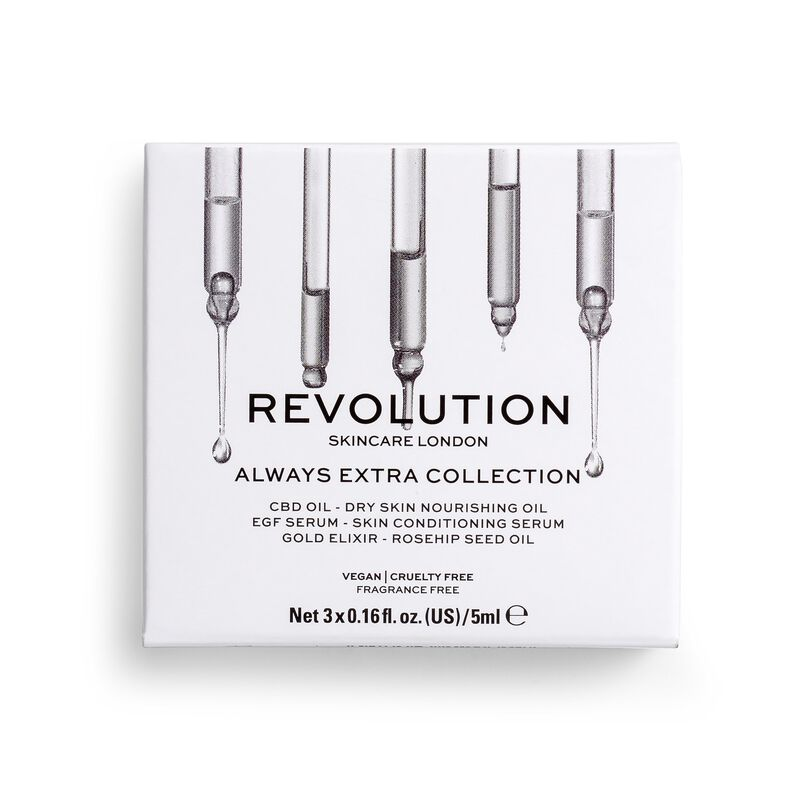 Revolution Skincare Starter Pack Always Extra Collection