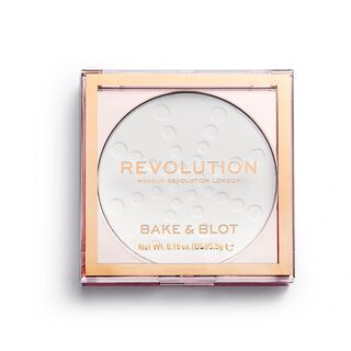 Bake & Blot White