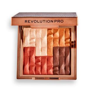 Revolution Pro Goddess Glow Shimmer Brick Bronzer Deserted