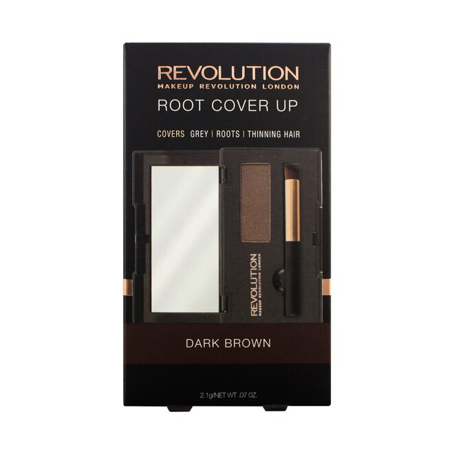 Revolution Haircare Root Cover Up Palette Dark Brown