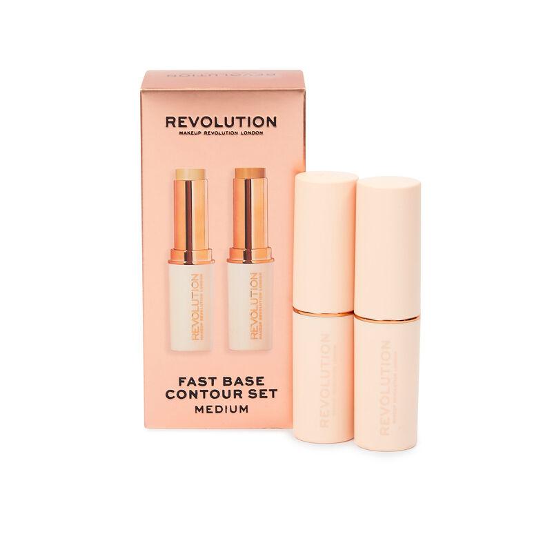 Makeup Revolution Fast Base Contour Set Medium