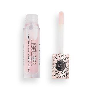 Makeup Revolution Pout Bomb Maxi Plump Lip Gloss Divine