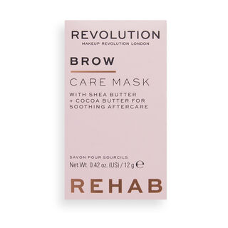 Makeup Revolution Rehab Brow Care Mask