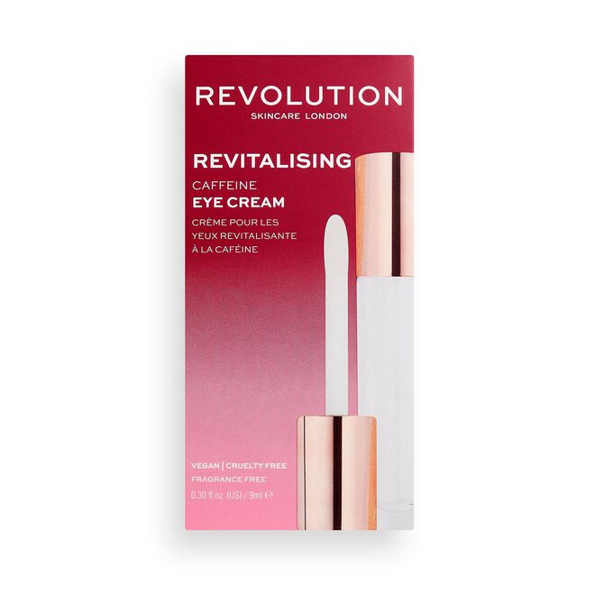 Revolution Skincare Caffeine Revitalising Eye Cream