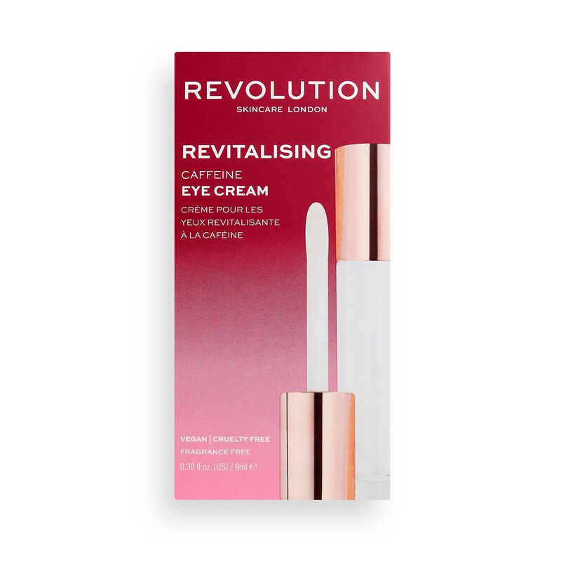 Revolution Skincare Revitalising Caffeine Eye Cream