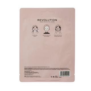Makeup Revolution X Friends Rachel Hyaluronic Sheet Mask