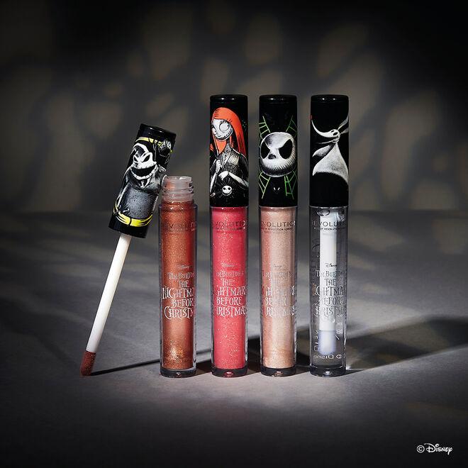 Makeup Revolution Disney Nightmare Before Christmas Lip Gloss Jack