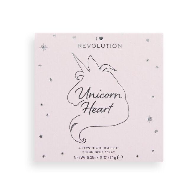 I Heart Revolution Unicorn Heart Glow Heart Highlighter