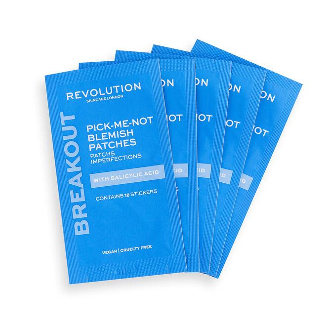 Revolution Skincare Salicylic Acid BHA Anti Blemish Blemish Stickers