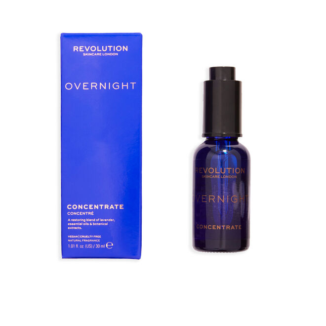 Revolution Skincare Overnight Restoring Concentrate