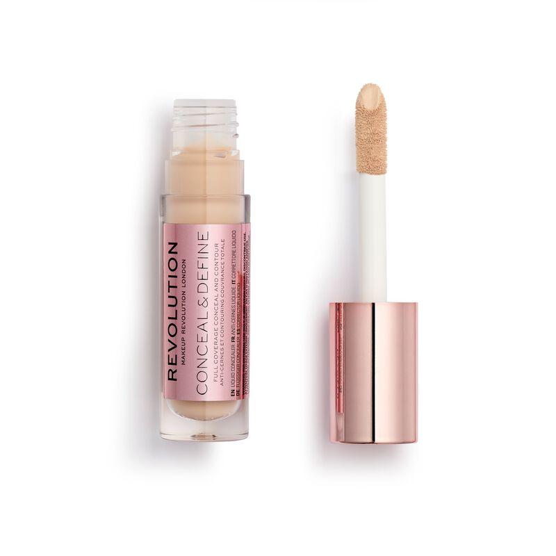 Makeup Revolution Conceal & Define Concealer C3.5