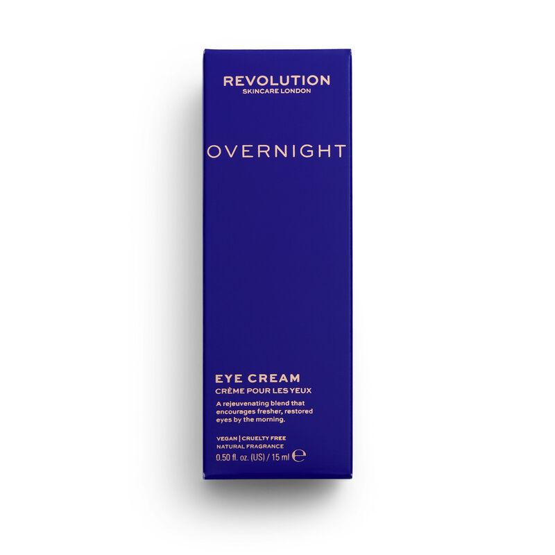 Revolution Skincare Overnight Rejuvenating Eye Cream
