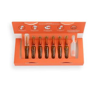 Revolution Skincare Vitamin C Glow Seven Day Skin Plan Ampoules