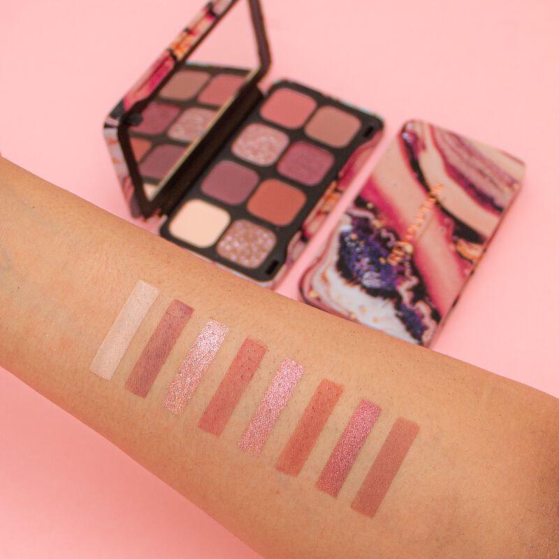Makeup Revolution Forever Flawless Dynamic Allure Eyeshadow Palette