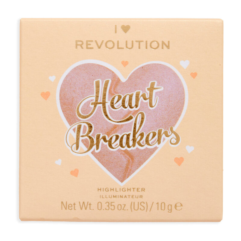 I Heart Revolution Heartbreakers Highlighter Divine