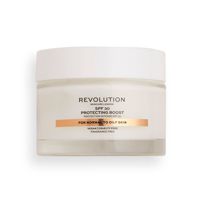 Revolution Skincare Moisture Cream SPF30 Normal to Oily Skin