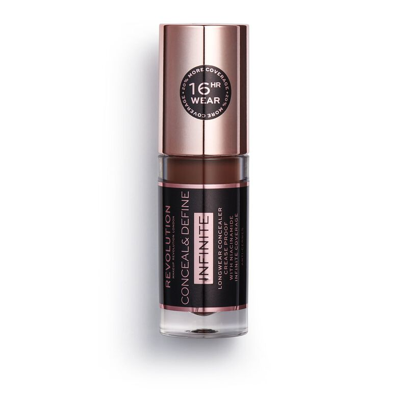 Makeup Revolution Conceal & Define Infinite Longwear Concealer (5ml) C19