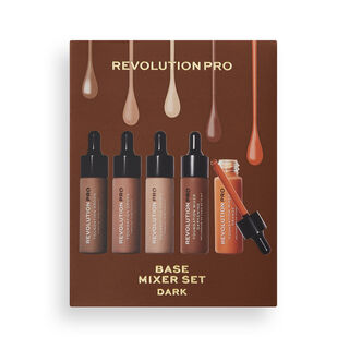Revolution Pro Base Mixer Set Dark
