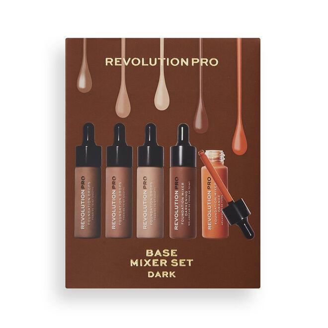 Revolution Pro Base Mixer Set Dark