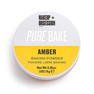 Pure Bake Baking Powder Amber