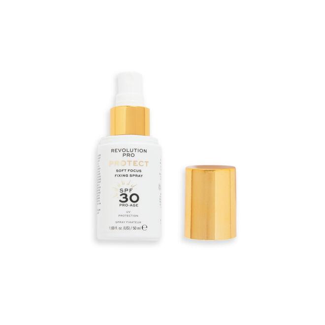 Revolution Pro Protect Soft Focus Fixing Spray SPF30