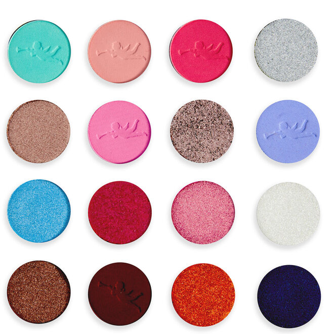 Makeup Obsession Angel Energy Eyeshadow Palette
