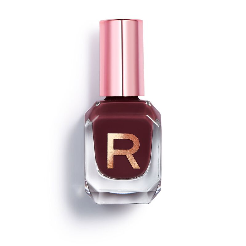 High Gloss Nail Polish Seduce