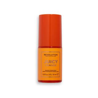 Makeup Revolution Neon Heat Juicy Orange Priming Misting Spray