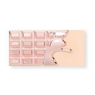 I Heart Revolution Marble Rose Gold Chocolate Eyeshadow Palette