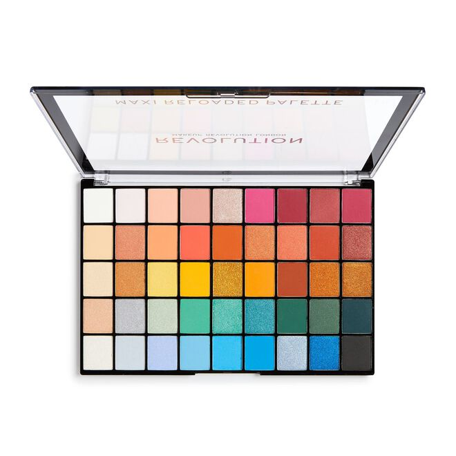 Makeup Revolution Maxi Reloaded Eyeshadow Palette Big Shot