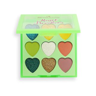 I Heart Revolution Heartbreakers Eyeshadow Palette Flourish