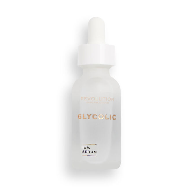 Revolution Skincare 10% Glycolic Acid AHA Glow Serum