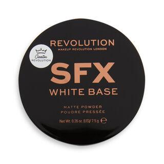 Creator Revolution SFX White Base Matte Powder
