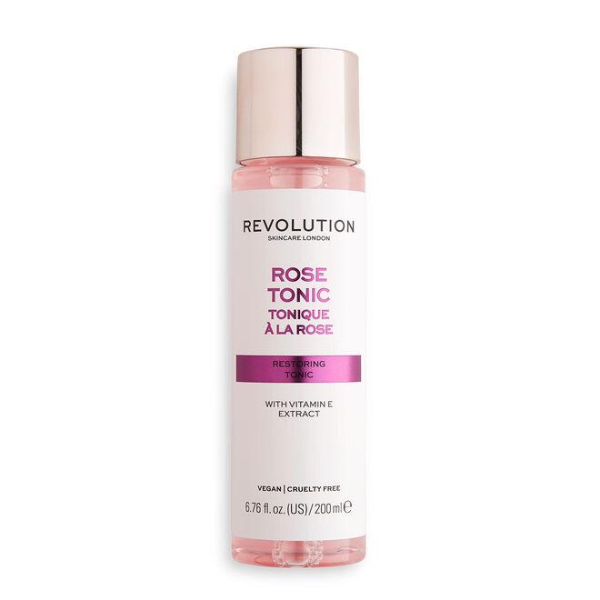 Revolution Skincare Rose Restoring Toner