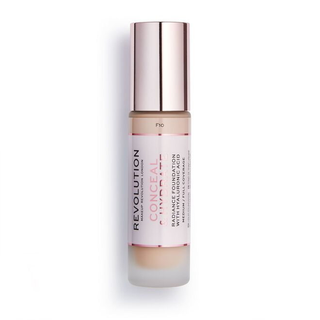 Conceal & Hydrate Foundation F10