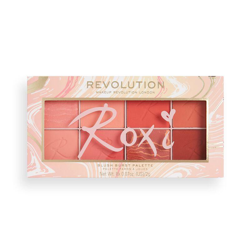 Revolution X Roxxsaurus Blush Burst Face Palette