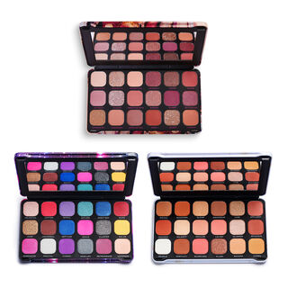Makeup Revolution Forever Flawless Eyeshadow Palette Set