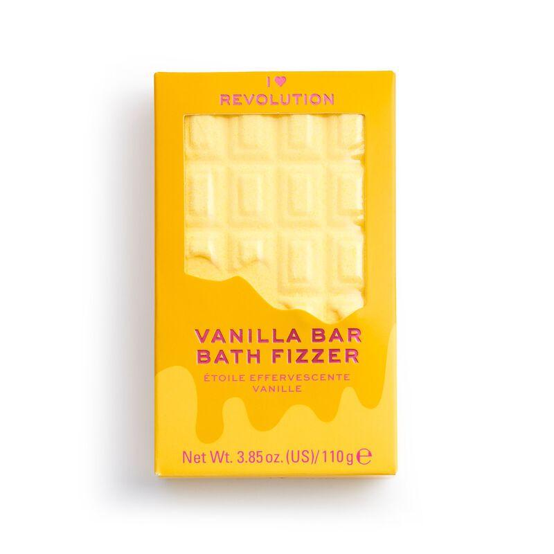 Chocolate Bar Bath Fizzer Vanilla