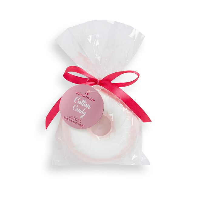 I Heart Revolution Cotton Candy Donut Fizzer