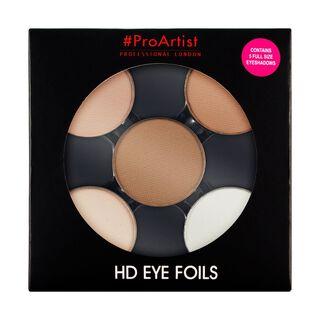 HD Eye Foils Matte bare