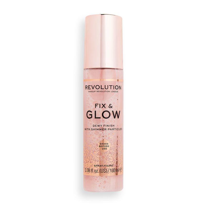 Makeup Revolution Fix & Glow Setting Spray