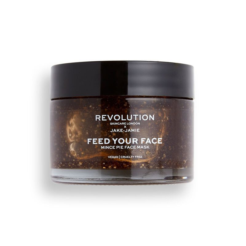 Revolution Skincare x Jake Jamie Mince Pie Face Mask