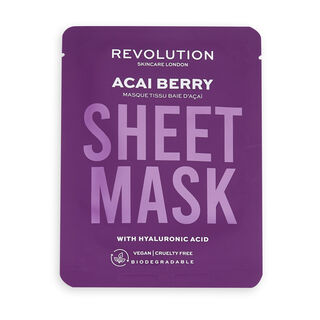 Revolution Skincare Biodegradable Combination Skin Sheet Mask 3 Pack